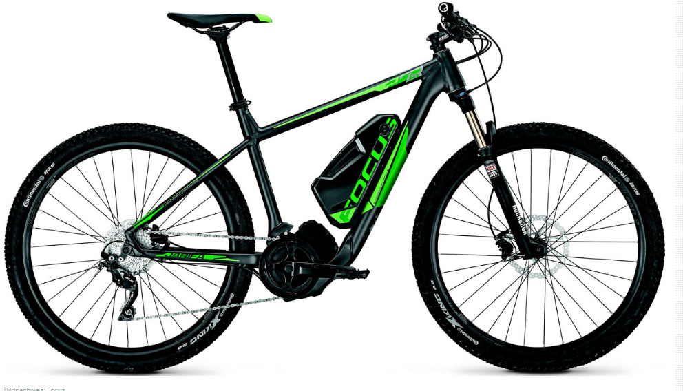 E-Mountainbike Focus Impuls